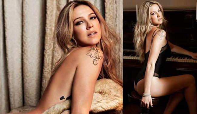 Apesar do gênio forte, Luana continua sensual - Foto: Revista VIP | Divulgação