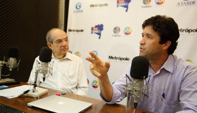 Marcos Mendes diz que Estado deve assumir o Espanhol - Foto: Edilson Lima | Ag. A TARDE
