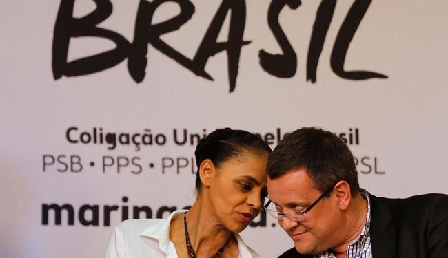 Vice de Marina defende separação entre Estado e religião - Foto: Paulo Whitaker | Agência Reuters