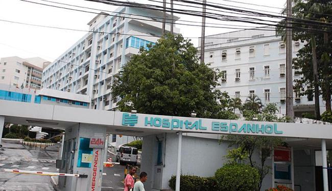 O Hospital Espanhol enfrenta há mais de um ano uma série crise financeira - Foto: Edilson Lima | Ag. A TARDE