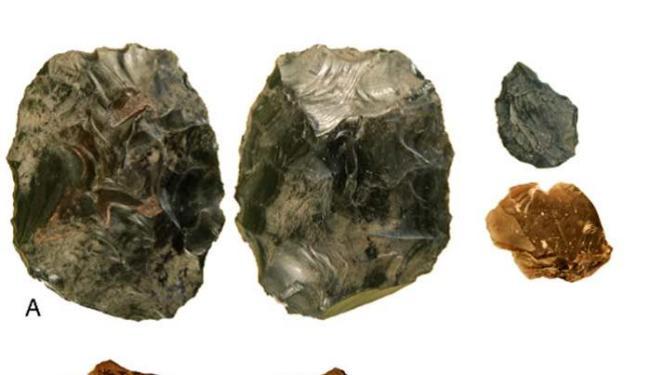 Pedras foram feitas em diferentes pontos, por diferentes civilizações - Foto: Royal Holloway   University of London