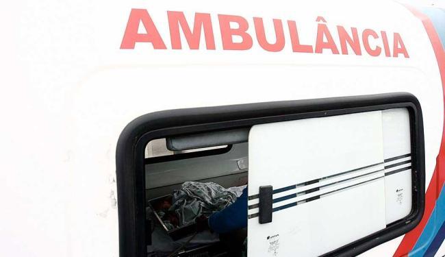 Carlos era motorista de ambulância de Itagibá e foi preso acusado de abusar de menina de 11 anos - Foto: Luiz Tito  Ag. A TARDE