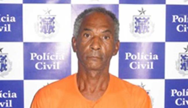 Paulo Sérgio já tinha duas passagens pela polícia por estupro - Foto: Divulgação | Ascom Polícia Civil