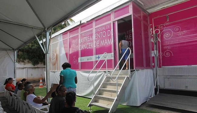Mulheres entre 50 e 69 anos podem realizar mamografias e exames complementares gratuitamente - Foto: Divulgação | Carol Garcia/GOVBA