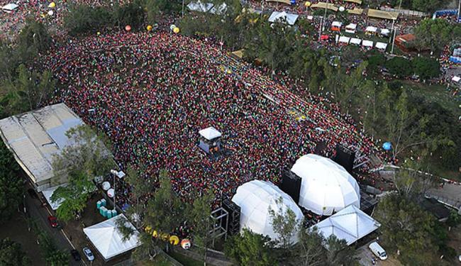 Festa acontece no Parque de Exposições - Foto: Divulgação