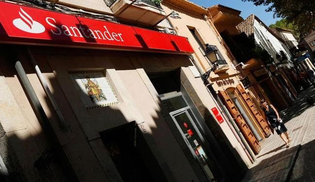 O presidente do banco Santander deverá ser escolhido entre os membros do conselho - Foto: Agência Reuters