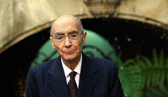 José Saramago faleceu em 2010, aos 88 anos - Foto: AFP Photo