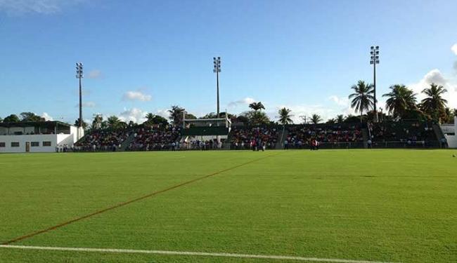 Estádio de Porto Seguro passará por melhorias - Foto: Secopa   Divulgação
