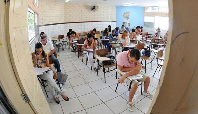 Provas foram realizadas em Salvador e interior na manhã deste domingo - Foto: Nei Pinto | Ascom TJBA