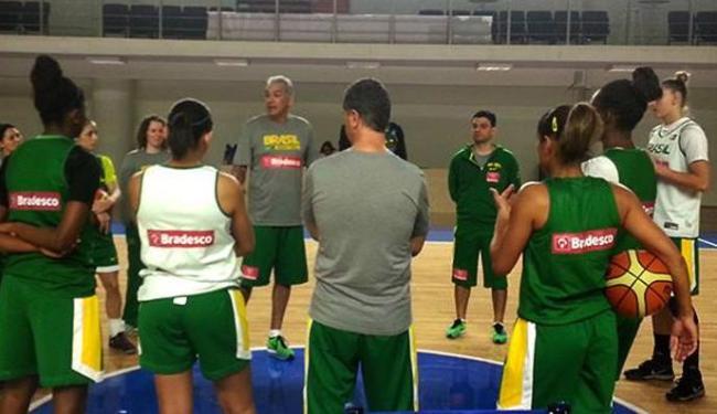 O Brasil estreia no Mundial contra a República Checa - Foto: Divulgação   CBB