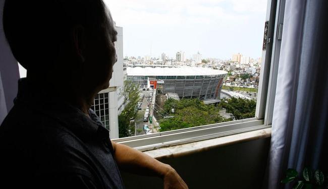 Stanley Choi diz que barulho da Arena Fonte Nova é pior em casos pontuais - Foto: Joá Souza | Ag. A TARDE