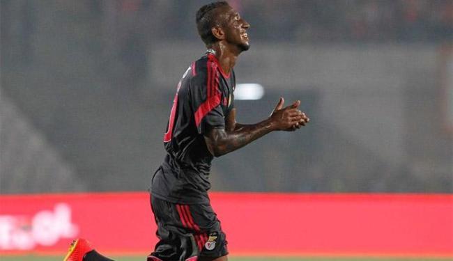 Ex-Bahia, Anderson Talisca é uma das novidades na lista - Foto: Divulgação | SL Benfica