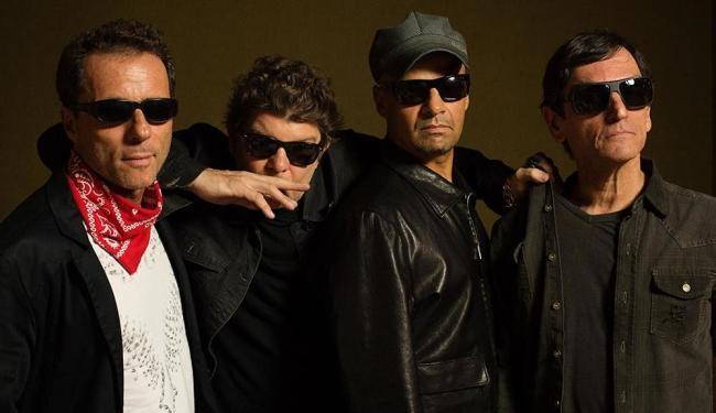 A banda Titãs é formada por Branco Mello, Sérgio Britto, Tony Bellotto e Paulo Miklos - Foto: Marcos Hermes | Divulgação