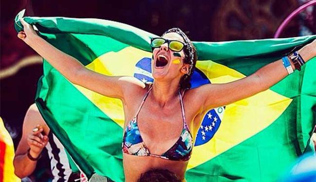 Tradicional festival de música eletrônica da Bélgica terá versão brasileira em 2015 - Foto: Tomorrowland Brasil   Instagram   Reprodução