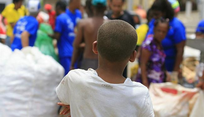 Os adolescentes de 14 a 17 anos de idade eram maioria (2,6 milhões) dos empregados menores - Foto: Joá Souza | Ag. A TARDE