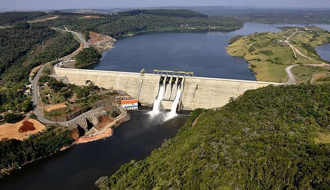 Somente em 2004 foi registrado um desempenho tão fraco quanto o de agora - Foto: Divulgação l Usina Hidrelétrica de Mauá