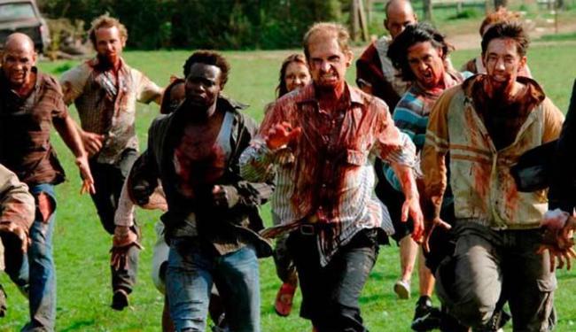 Zumbis vão atacar outro grupo em série derivada de The Walking Dead - Foto: Divulgação