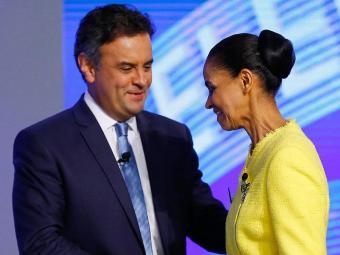 Aécio quer gravar programa eleitoral com Marina - Foto: Ricardo Moraes | Reuters