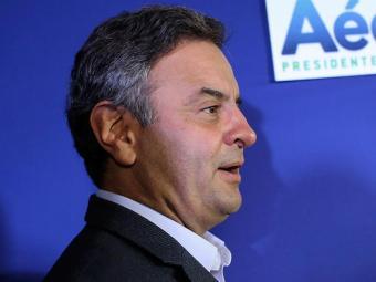 Aécio disse não parar para avaliar pesquisas e aposta na vitória - Foto: Agência Reuters