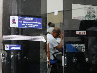 Cartórios serão afetados com a suspensão das atividades - Foto: Marco Aurélio Martins | Ag. A TARDE