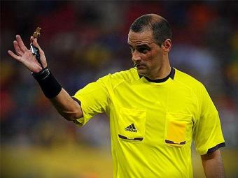 A arbitragem ficará por conta de Diego Abal - Foto: Getty Images