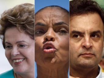 Dilma venceria os dois adversários principais em uma eventual disputa no segundo turno - Foto: Eraldo Peres   AP Photo Andre Penner   AP Photo Luiz Tito   Ag. A TARDE