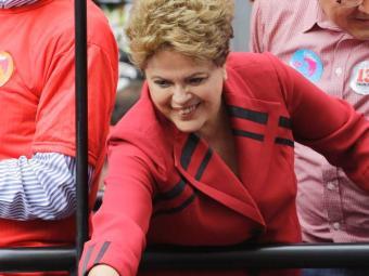 Dilma cancelou viagem que faria hoje à Bahia para fazer reunião de campanha - Foto: Nelson Antoine   AP Photo