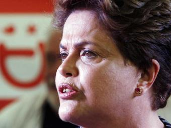 Médico disse que Dilma teve mal-estar súbito - Foto: Luiz Tito   Ag. A TARDE   25.09.2014