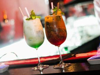 Drinks que trazem um frescor a mais na receita podem ser encontrados no Don Sushi Lounge - Foto: Divulgação
