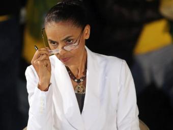 Integrantes da Rede não ficaram satisfeito com apoio de Marina a Aécio - Foto: Nacho Doce | Reuters