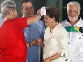 PT baiano busca ampliar vantagem da presidente no Estado - Foto: Lúcio Távora | Ag. A TARDE