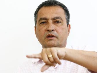 Para Rui Costa eleição de Aécio Neves prejudicaria a Bahia - Foto: Marco Aurélio Martins | Ag. A TARDE