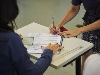 Consulta aos boletins permitirá identificar o número de votos que cada candidato obteve - Foto: Fabio Rodrigues Pozzebom | Agência Brasil