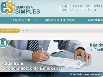 Empresa Simples promete acelerar abertura e fechamento - Foto: Reprodução