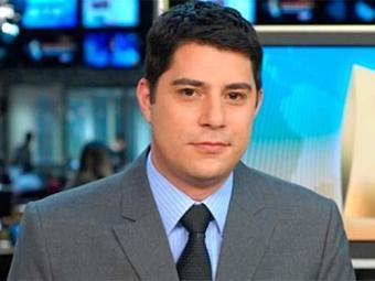 Evaristo será substituído por William Bonner na cobertura da apuração do segundo turno - Foto: TV Globo | Reprodução