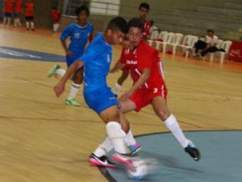 Além do futsal, haverá disputas de handebol, basquete e vôlei - Foto: Divulgação