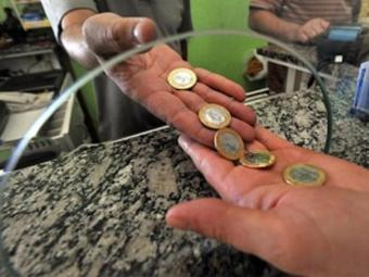 Comerciantes criam estratégias para driblar problema - Foto: Agência Brasil