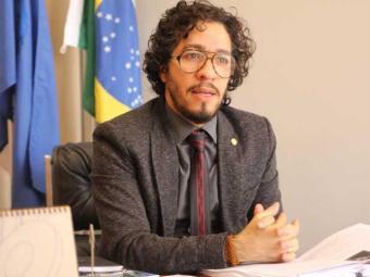 Pra Wyllys, proposta do PT é mais favorável à causa dos direitos humanos - Foto: Divulgação/ASCOM
