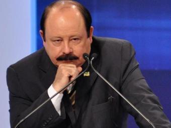 Levy foi acusado de ter feito declarações homofóbicas no debate da Record - Foto: Reprodução