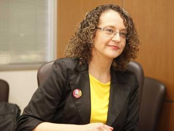 Luciana Genro recebeu mais de 1,6 milhão de votos - Foto: Edilson Lima   Ag. A TARDE