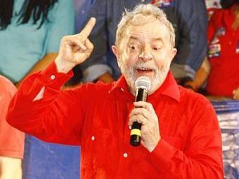 Lula fala sobre 'generosidade' e contra o 'preconceito' - Foto: Margarida Neide   Ag. A TARDE   03.09.2014