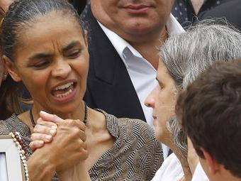 PSB se reúne sem a presença de Marina e da viúva de Campos - Foto: Ricardo Moraes | Ag. Reuters