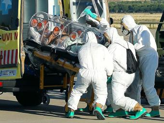 A ebola é considerada uma das piores epidemias da modernidade - Foto: Agência Reuters