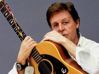 Ingressos para o show em Brasília ainda não foram disponibilizados - Foto: Paul McCartney