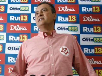 Rui Costa pede empenho de aliados na campanha de Dilma - Foto: Raul Spinassé | Ag. A TARDE