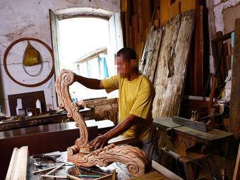 A função de marceneiro é uma das vagas disponíveis em Lauro de Freitas - Foto: Fernando Vivas | Ag. A TARDE
