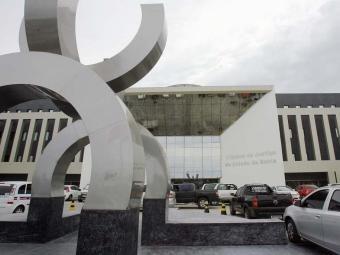 Tribunal de Jusiça da Bahia, localizado no Centro Administrativo da Bahia (CAB) - Foto: Joá Souza | Ag. A TARDE