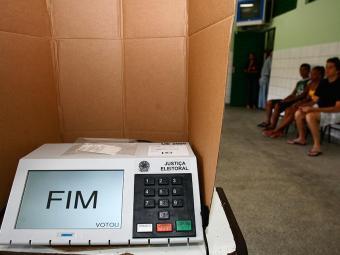 Desde 2007 o empréstimo de urnas está regulamentado pelo Tribunal Superior Eleitoral - Foto: Iracema Chequer | Ag. A TARDE