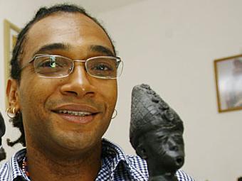 Vilson Caetano é antropólogo - Foto: Fernando Amorim | Ag. A TARDE