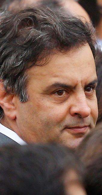 Aécio reforçou a estrutura de sua campanha em MG - Foto: Ricardo Moraes l Reuters